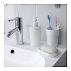 ЭНУДДЭН Мыльница, белый 60263814 IKEA, ИКЕА, ENUDDEN, фото 2