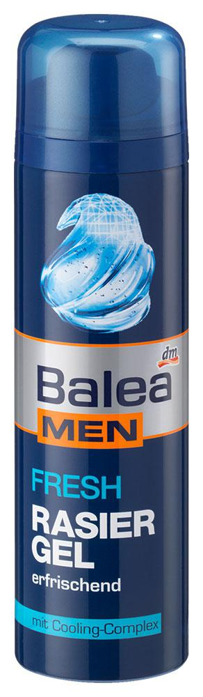 Гель для бритья Balea Men Fresh 200мл