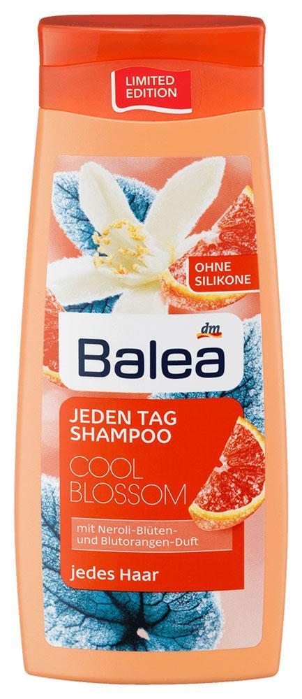 Шампунь Balea для всех типов волос нероли и апельсин 300мл
