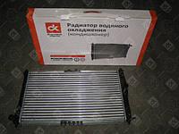 Радиатор охлаждения DAEWOO LANOS (с кондиционером)  (пр-во ДК)