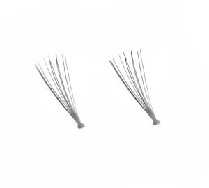 Ресницы пучковые искусственные (8мм) FR 241