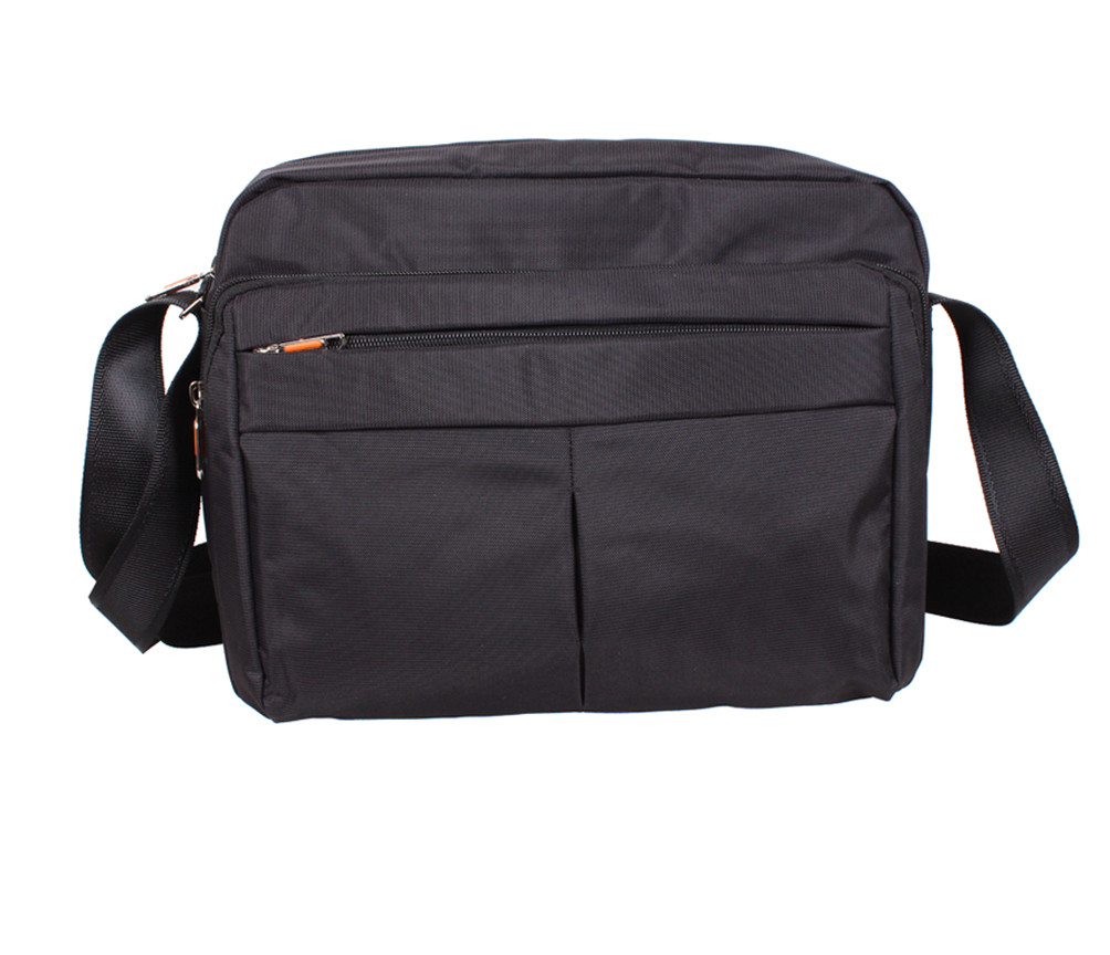 Мужская тканевая сумка горизонтального типа под формат А4 NL8310-1B че