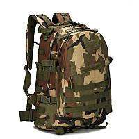 Тактический (военный) рюкзак Raid с системой M.O.L.L.E (601-07)
