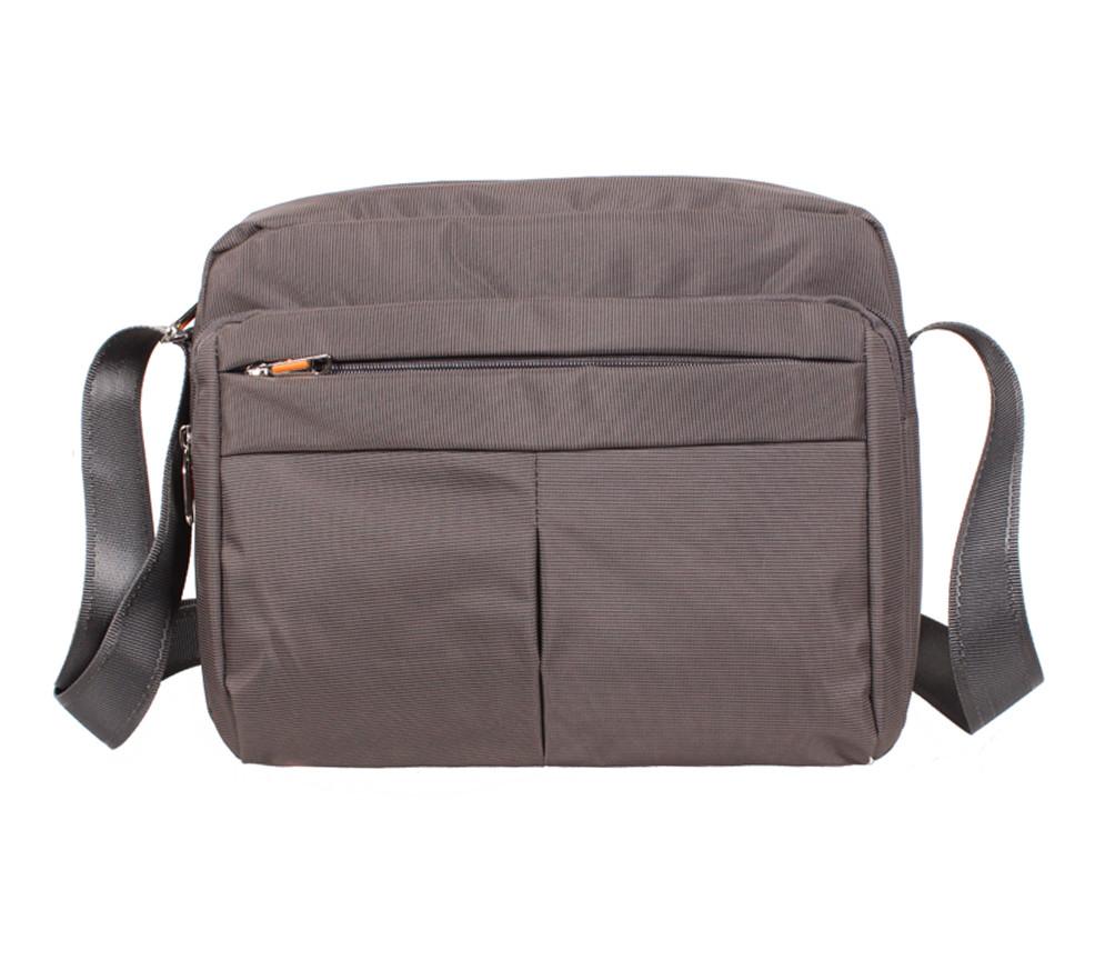 Мужская тканевая сумка горизонтального типа под формат А4 NL8310-2B се