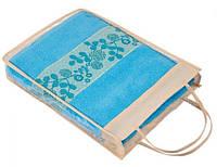 Набор полотенец Азалия в подарочной упаковке (разные цвета)