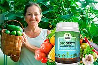 Биоудобрение Biogrow для ускорения роста растений Биогроу,BioGrow удобрение для огорода