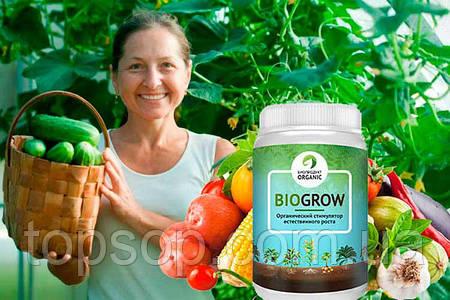 BioGrow удобрение для огорода