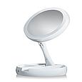 """Круглое Складное зеркало для макияжа My Foldaway Mirror 13"""" с подсветкой Распродажа, фото 3"""