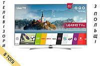 Телевизор LG 43UJ701V Smart TV 4K/UHD 2100Hz T2 S2 + пульт Magic из Польши