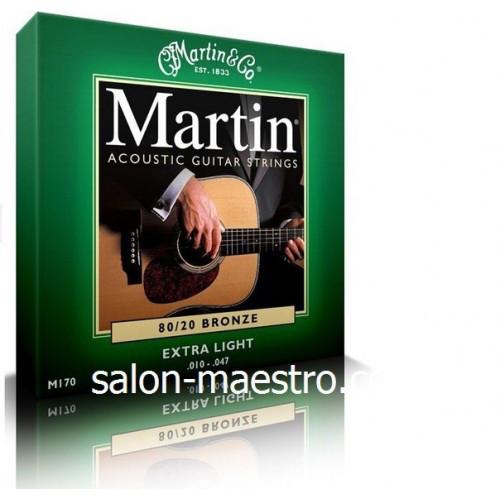 Струны для Акустической Гитары Martin (010-047)