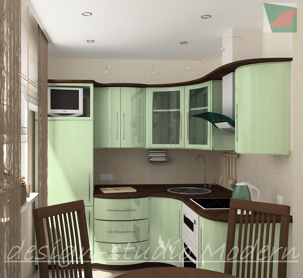 Кухня 01-55