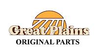 Втулка пластикова ступиці з обох сторін підшипника Great Plains