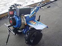 Мотоблок ДТЗ 576Д(7,6 л.с., ручной стартер), фото 1