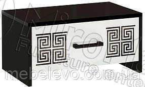 Виолла Тумба прикроватная 1ш 350х600х360мм    Миро-Марк