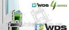 Металлопластиковые окна WDS 4 SERIES