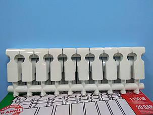 Алюминиевый радиатор ITALCLIMA VETORE 200/80, фото 2
