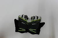 Перчатки без пальцев для велосипедистов  SportTone BatFox