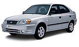 Hyundai Accent 2000-2006 гг
