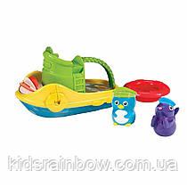 """Munchkin Игрушка для ванной """"Веселая лодочка"""""""