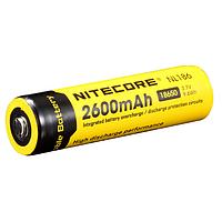 Аккумулятор Li-Ion 18650 Nitecore 2600mAh 3,7V 61020