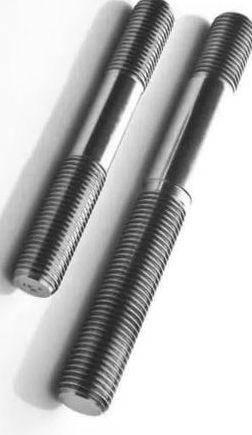 Шпилька М22 ГОСТ 22040-76, ГОСТ 22041-76, DIN 940 с ввинчиваемым концом длиной 2,5d, фото 2