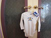 БОДИ для малышей на рост 74 - 80 LIDL Lupilu Германия