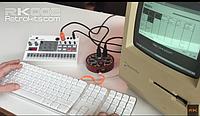 «Blue Monday» воссоздали с помощью Korg Volca Sample и Macintosh plus