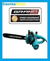 Пила цепная электрическая Grand ПЦ-2100 (Боковая)