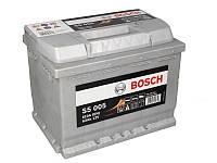 Аккумулятор Bosch S5 63Ah EN610A R+ (S5005), фото 1