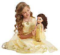 Большая кукла Белль от Дисней Disney Beauty & The Beast Live Action Ballroom Belle Doll!