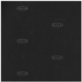 Резина подметочная Кастер для ремонта обуви т. 1.8 мм цвет черный