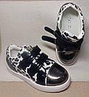 Туфли-кеды девочкам, р. 21-26, фото 4