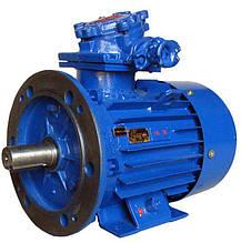 ВАИУ160М4 электродвигатель асинхронный взрывозащищенный, производства НКЕМЗ, Новая Каховка