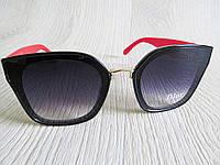 Стильные солнцезащитные очки Диор (реплика)