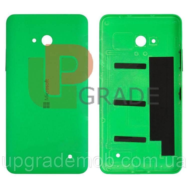 Задняя крышка Microsoft 640 Lumia (RM-1072/RM-1077), зеленая