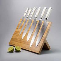 """Набор ножей из дамасской стали """"Ivory corian"""""""