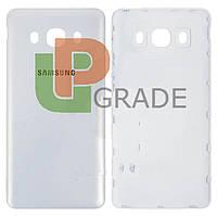 Задняя крышка Samsung J510F Galaxy J5 (2016), белая, оригинал (Китай)