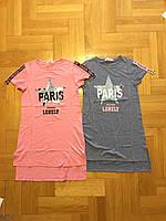 Платье-туника для девочек 116 / 146 см