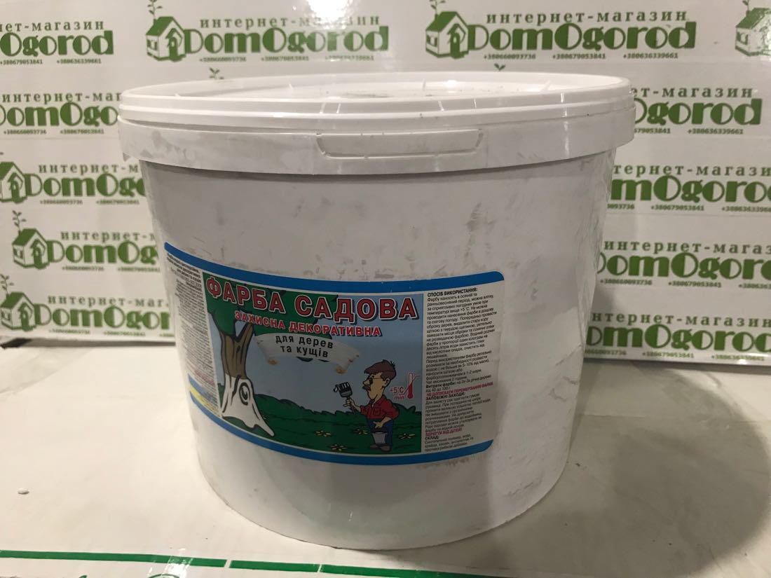 "Краска садовая ""СадОк"" 7 кг"
