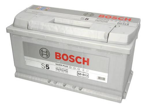 Аккумулятор Bosch S5 100Ah EN830A R+ (S5013), фото 2