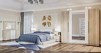 Модульная система для спальни «Лилея новая» Мир Мебели РКММ