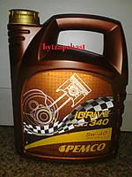 Синтетическое масло PEMCO iDRIVE 340 SAE 5w-40, 4L
