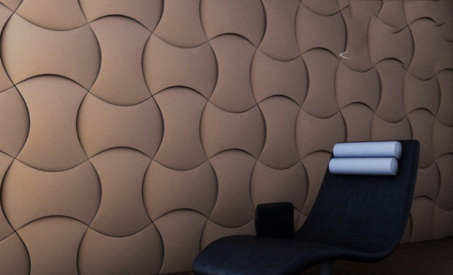 3D Панели с современным узором