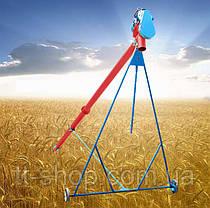 Шнековые погрузчики ø 133 мм, длинна 10 500 мм., фото 3