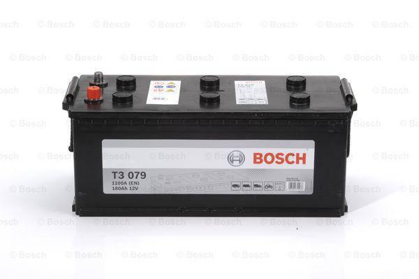 Аккумулятор Bosch T3 180Ah EN1100A R+ (T3079), фото 2