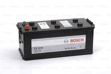 Аккумулятор Bosch T3 180Ah EN1100A R+ (T3079), фото 3
