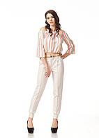 Женские брюки-джогеры. БР023