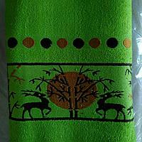 Полотенце олени 70*1,4м
