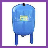Бак для воды гидроаккумулятор 100л UWS (вертикальный)
