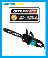 Пила цепная электрическая Grand ПЦ-2750 (Прямая), фото 1